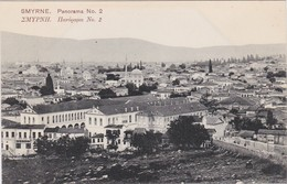 TURQUIE TURKEY  IZMIR SMYRNE     Panorama N°2 - Turquie