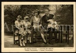 Postcard / ROYALTY / Belgique / België / Reine Astrid / Koningin Astrid / Koning Leopold III / Roi Leopold III / Famille - Familles Royales