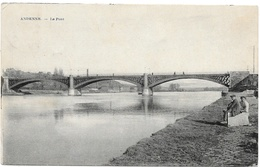 Andenne NA15: Le Pont 1924 - Andenne