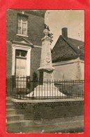 Carte Photo - FAMECHON - Monument Aux Morts - Sonstige Gemeinden