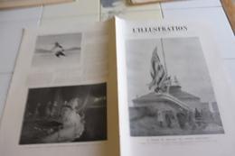 L'ILLUSTRATION 3 FEVRIER 1923 –MEMEL-PROCES INDUSTRIELS A.- PLANEUR-RADIUM-ETHIOPIE-REUNION-MANIFESTATION BRUXELLES-GAND - Journaux - Quotidiens