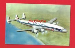 Aviation AIR FRANCE SUPER G CONSTELLATION Avion - Avions