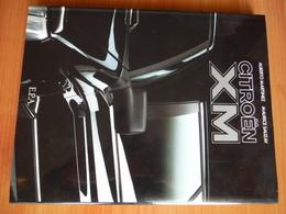 Citoën XM - Conception, Usine De Rennes, Photos - Editions EPA 1989 - Livres, BD, Revues