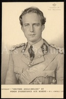 Postcard / ROYALTY / Belgique / België / Roi Leopold III / Koning Leopold III / Oeuvres Anglo-Belges / Unused - Familles Royales
