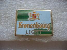 Pin's Biere KRONENBORG Light - Beer