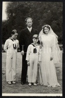 Postcard / ROYALTY / Belgique / België / Roi Leopold III / Koning Leopold III / Unused / Princesse Joséphine Charlotte - Familles Royales