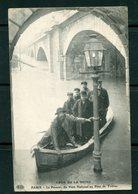 FRANCE- Carte Postale De 1910 De PARIS, Cachet De NEUILLY SUR SEINE (seine)- Y&T N°138 - Inondations De 1910