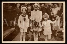 Postcard / ROYALTY / Belgique / België / Joséphine-Charlotte De Belgique / Prince Baudouin / Prins Albert / Unused - Familles Royales