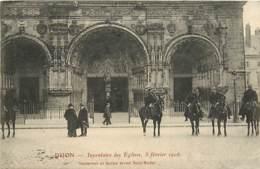 21 , DIJON , Inventaire Des églises , * 406 62 - Dijon