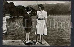 Postcard / ROYALTY / Belgique / België / Princesse Joséphine-Charlotte De Belgique / Prins Albert / Saint Wolfgang - Familles Royales