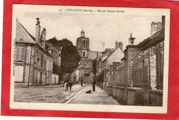 SEZANNE - Rue De Champ-Benoîst - - Sezanne