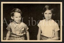 Postcard / ROYALTY / Belgique / België / Princesse Joséphine-Charlotte De Belgique / Prins Boudewijn - Familles Royales