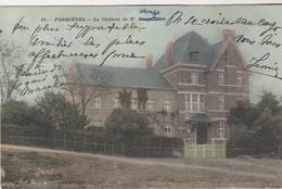 Forrières  , Chateau De M. Bounameaux , N° 15 ; Colorisée - Nassogne
