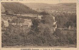 Forrières  , Panorama , Vallée De La L'Homme - Nassogne