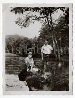 Small Photo Card / ROYALTY / Belgique / België / Prins Boudewijn / Prince Baudouin / Prins Albert / Prince Albert - Familles Royales
