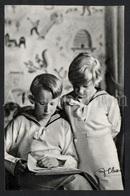 Postcard / ROYALTY / Belgique / België / Prins Boudewijn / Prince Baudouin / Prins Albert / Prince Albert - Familles Royales
