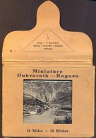 CROATIA - HRVATSKA -  DUBROVNIK  RAGUSA - 11 Foto - EditKordic Gruž  - Cc 1930 - Croatia