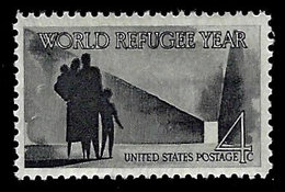 USA, 1960,Scott #1149, World Refuge Year , MNH, VF - United States
