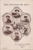 Aviation - Aviateurs - Nos Hommes Du Jour - La Chaux-de-Fonds - 1912 - Aviateurs
