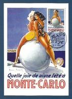 Monaco 2004  Mi.Nr. 2693 , EUROPA CEPT - Ferien - Maximum Karte - Erstausgabetag 03.V. 2004 - Maximumkarten (MC)