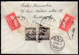 Hungary Budapest 1926 / Parliament / Letter Sent To Gais, Switzerland - Hongrie