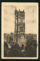 FRANCE- Carte Postale De 1933 De PARIS (la Tour Saint Jacques)- Y&T N°139 - Autres Monuments, édifices