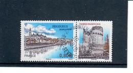 France 2018 Perigueux Timbres Passion-cachet Rond - France