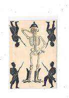 CPA Fantaisie,système Squelette - A Systèmes