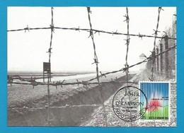Luxemburg  1995  Mi.Nr. 1369 ,  EUROPA CEPT - Maximum Card - Stempel Luxembourg 15 Mai 1995 - 1995