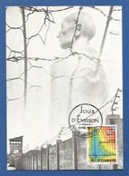 Luxemburg  1995  Mi.Nr. 1368 ,  EUROPA CEPT - Maximum Card - Stempel Luxembourg 15 Mai 1995 - Europa-CEPT
