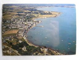 CP (56) Morbihan - Vue De Locmariaquer Et Du Golfe Du Morbihan - Locmariaquer