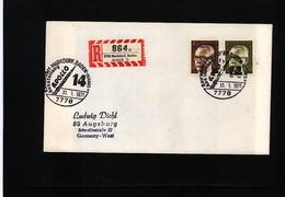Germany / Deutschland 1971 Space / Raumfahrt Apollo 14 Interesting Cover - Briefe U. Dokumente