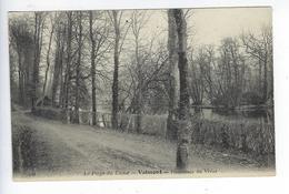 CPA 76 Valmont Promenade Du Vivier - Valmont