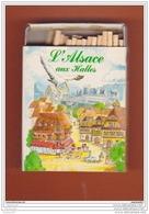 Boite D' Allumette (''pleine'') - L'  ALSACE Aux Halles - Restaurant PARIS (boit - Sin Clasificación