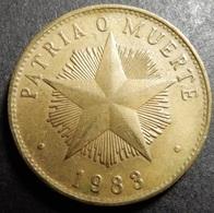 Cuba 1 Peso 1983 High Grade - Cuba