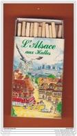 Boite D' Allumette (''pleine'') - L' Alsace Aux Halles - Restaurant - PARIS (R1- - Sin Clasificación