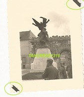 WW2 2x PHOTO ORIGINALE Soldat Allemand à VERDUN MEUSE 55 - 1939-45