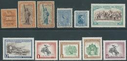 URUGUAY Lot Mix ,1892 -1919 -1926 -1936 - 1952 -1954 - Hinged+ MNH , Not Used - Uruguay