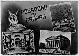 POSSAGNO   DEL  GRAPPA   (TV)    VEDUTE                (VIAGGIATA) - Italia