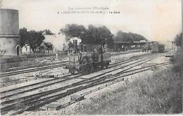 BARISEY-la-COTE --La Gare - France