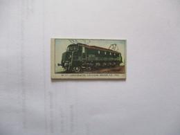 N° 11 -LOCO-ELECTR. 2-D-2-5546 REGION S.O. 1942  VOUS PESEZ SERIE A-30 LOCOMOTIVES - Vieux Papiers