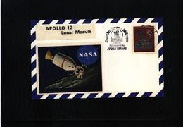 Germany / Deutschland 1969 Space / Raumfahrt  Apollo 12 Interesting Cover - Briefe U. Dokumente