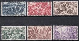 GUYANE AERIEN N°29 A 34 N* - Guyane Française (1886-1949)