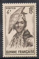 GUYANE N°210 N** - Guyane Française (1886-1949)