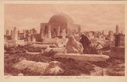 LIBIA - Bengasi /  IL Cimitero Musulmano - Libia