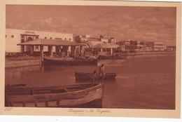 LIBIA - Bengasi /  La Dogana - Libia