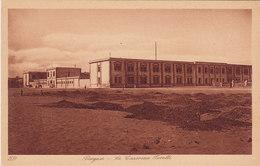 LIBIA - Bengasi /  La Caserma Torelli - Libia