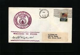 USA 1969 Space / Raumfahrt  Interesting Cover - Briefe U. Dokumente