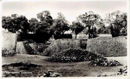 Zimbabwe The Temple  Real Photo - Cartes Postales
