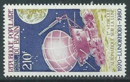 Bénin PA  N° 294 X, 10ème Anniversaire De Lunokhod 1, Véhicule Automatique Soviétique Sur La Lune Trace Cha. Sinon TB - Bénin – Dahomey (1960-...)